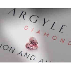 About Natural Fancy Argyle Diamonds