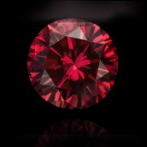 Facets Of A Round Diamond
