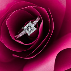 Rare Purple Diamonds