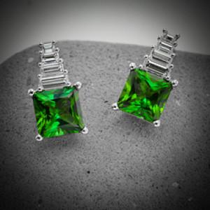 Amethysts And Diamonds