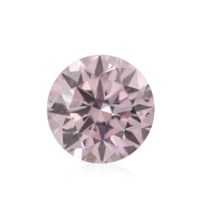 0.10 carat, Fancy Pink Diamond, 7P, Round Shape, (VS-SI) Clarity, ARGYLE