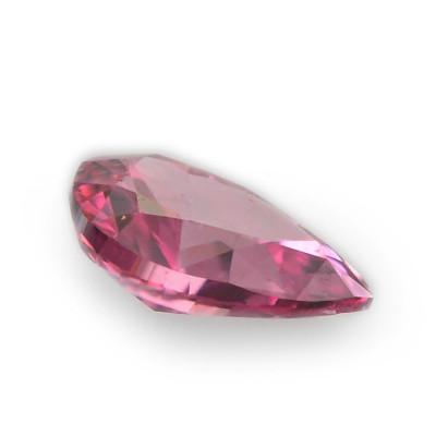 0.08 carat, Fancy Vivid Purplish Pink Diamond, Pear Shape, (VS2) Clarity, GIA