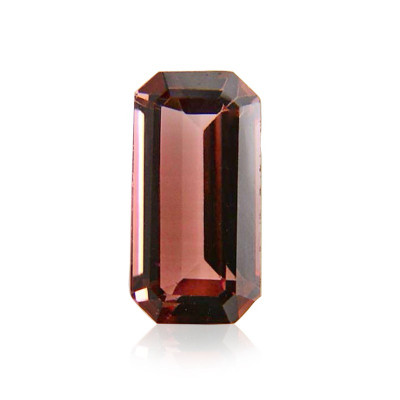 2.18 carat, Pink Tourmaline, Emerald Shape