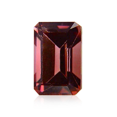 0.82 carat, Pink Tourmaline, Emerald Shape
