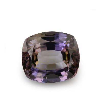 29.62 карат, фиолетовый, фуксия, формы валика, GWLAB