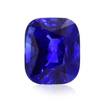 9.53 карат, королевский синий, Шри-Ланки Сапфир, форма валика, гр