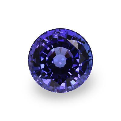 Карат 18.02, синий, фуксия, форма круглая, GWLAB