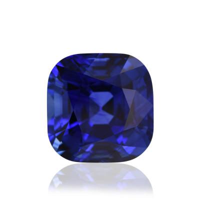 9.45 карат, королевский синий, Шри-Ланки Сапфир, форма валика, гр