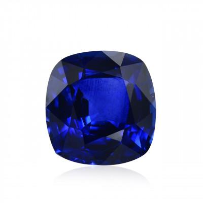 2.57 карат, королевский синий, Шри-Ланки Сапфир, форма валика, гр